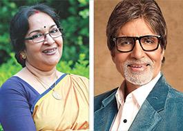 Veteran Bengali actress Mamata Shankar to star with Amitabh Bachchan in Pink