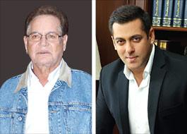 Salim Khan lashes out at son Salman Khan's detractors