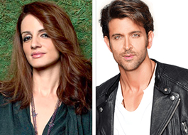 Sussanne Roshan & Hrithik Roshan's family stand by Hrithik in the Kangna controversy