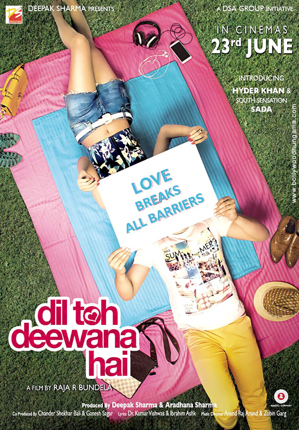 First Look Of The Movie Dil Toh Dewaana Hai