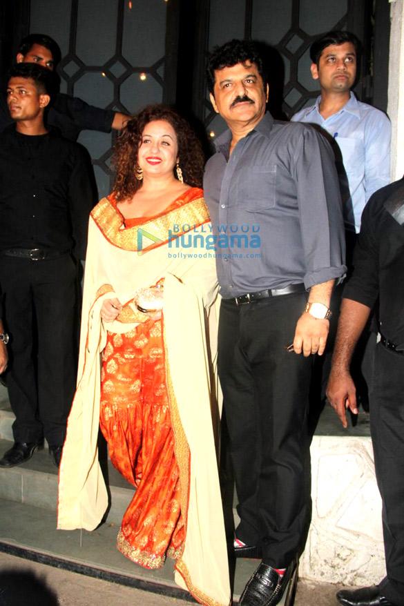 Tiger Shroff & Shraddha Kapoor's parents host a success bash of 'Baaghi'