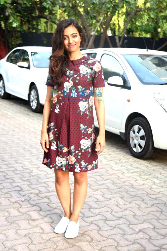 Radhika Apte at 'Phobia' media meet