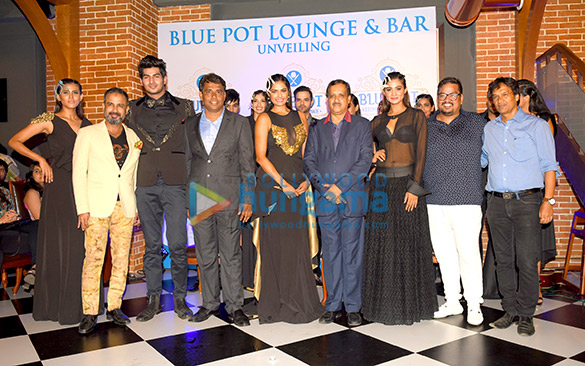 Launch of 'The Blue Pot Lounge and Bar'