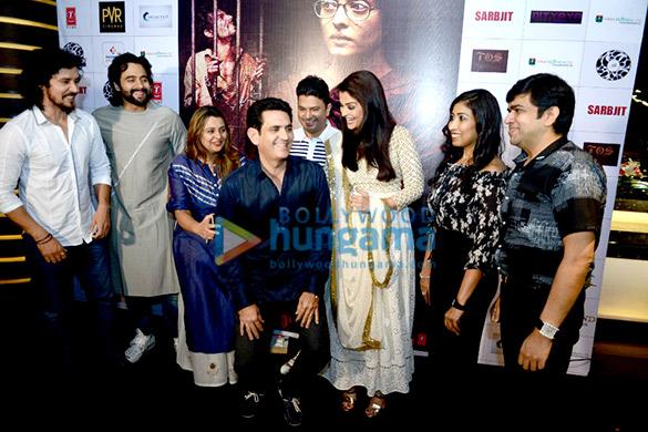 Darshan Kumaar, Jackky Bhagnani, Omung Kumar, Bhushan Kumar, Aishwarya Rai Bachchan