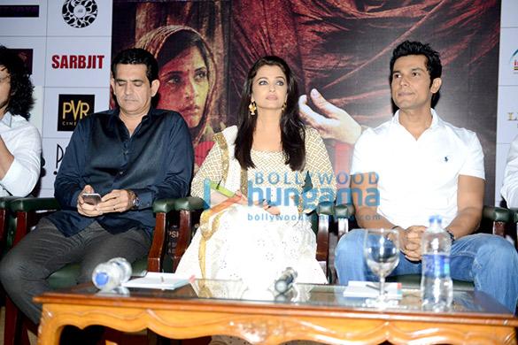 Omung Kumar, Aishwarya Rai Bachchan, Randeep Hooda