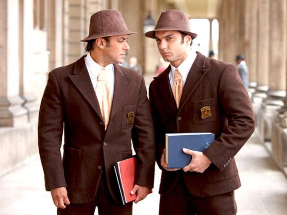 Movie Still From The Film Veer,Salman Khan,Sohail Khan