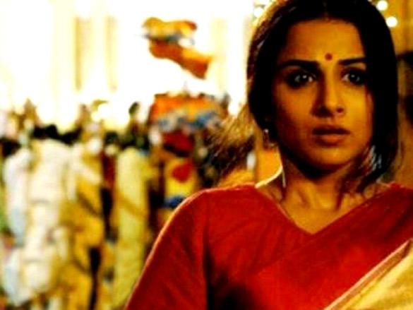 Movie Still From The Film Kahaani,Vidya Balan