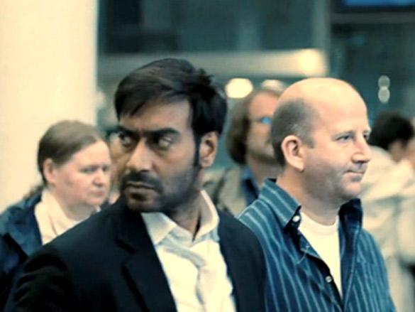 Movie Still From The Film Tezz,Ajay Devgn