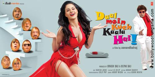 First Look Of The Movie Daal Mein Kuch Kaala Hai!