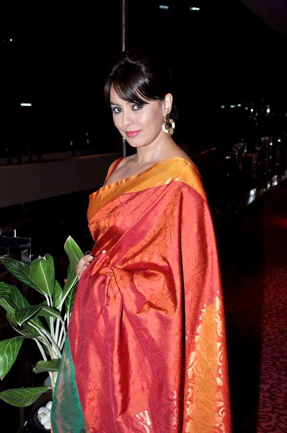Mahima at 'Kahta Hai Poet' launch
