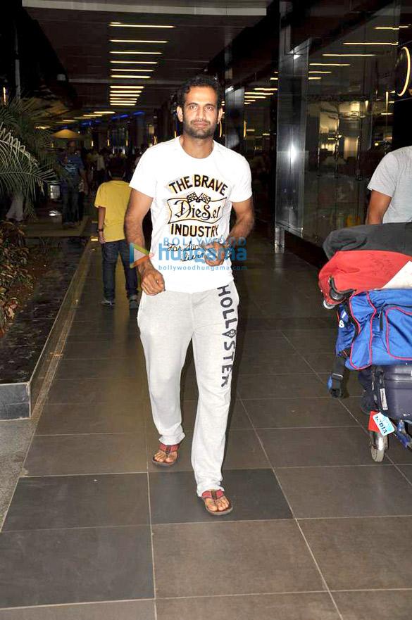 Abhishek Bachchan snapped