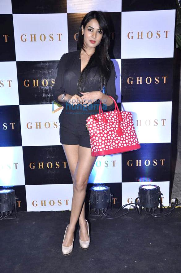Raima Sen & Sonali Bendre at 'Ghost Club' launch