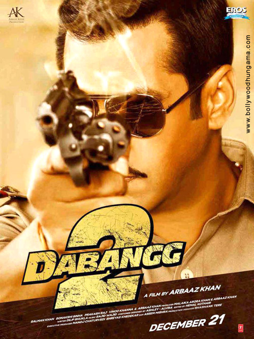 First Look Of The Movie Dabangg 2