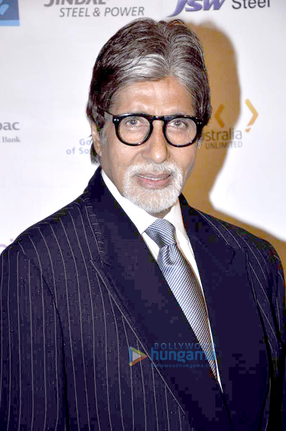 Big B at 'Oz Fest – Fearless' live show