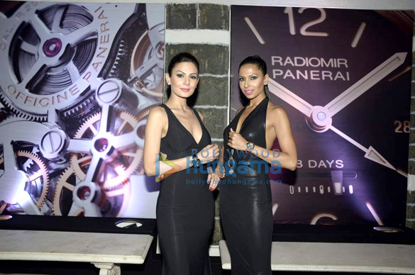 Launch of 'Radiomir Panerai' watches