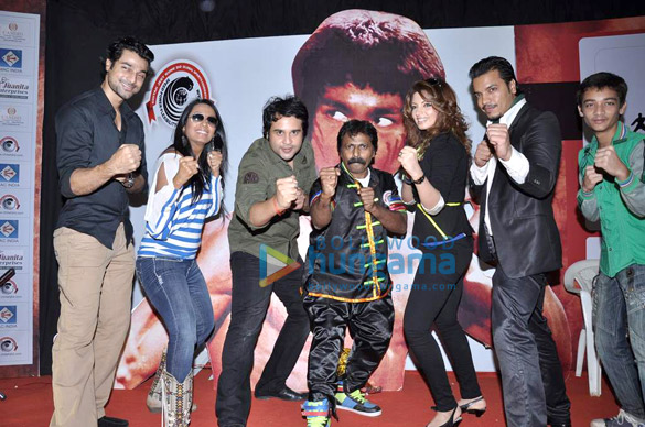 Hanif Hillal, Kashmera Shah, Krishna Abhishek, Cheetah Yagnesh Shetty, Shama Sikander