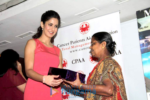 Katrina Kaif at CPAA event