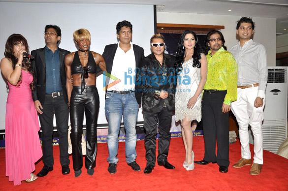 Taz, Veena Malik, Longines Fernandes