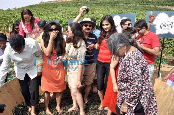 Farah Khan at Grover Zampa's stomp at Nashik