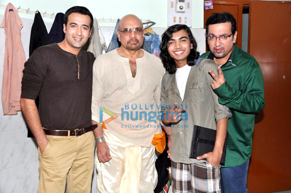 Celebs attend the play 'Blame It On Yashraj'