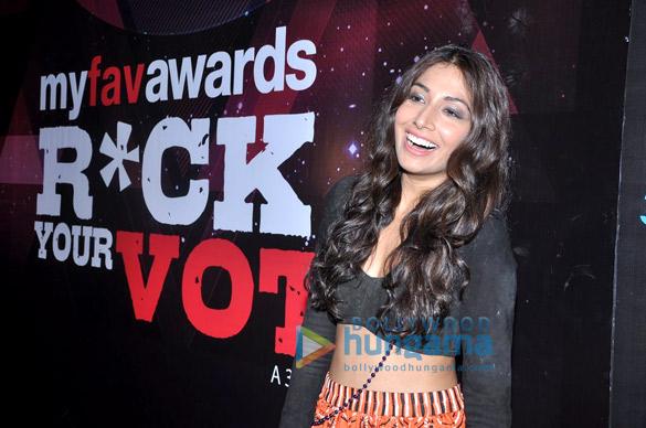 Celebs at 'My Fav DJ Awards'