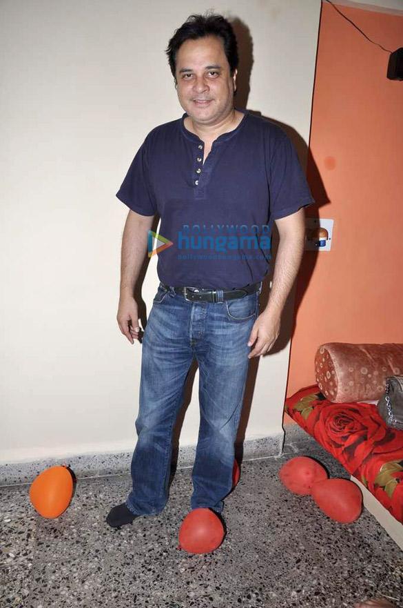 TV actor Karan's birthday bash