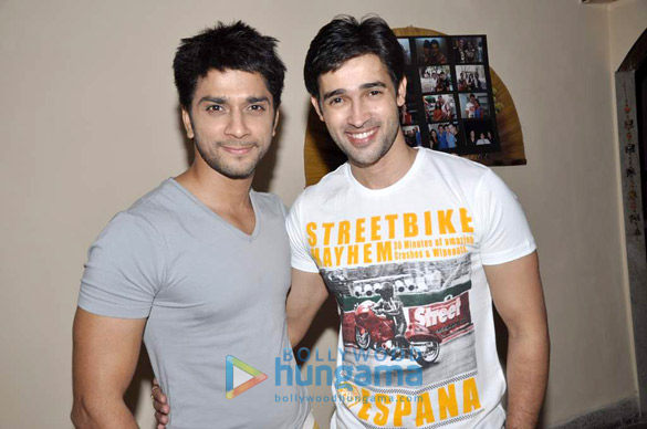 TV actor Karan's birthday bash