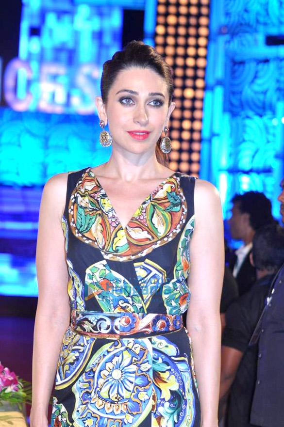 Karisma Kapoor judges '4th Indian Princess'