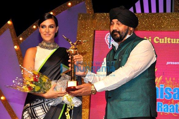Celebs at Punjabi Cultural Heritage 'Baisakhi Di Raat' celebrations
