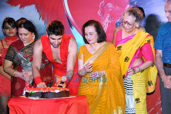 Vidya Sinha, Sandip Soparrkar, Asha Parekh