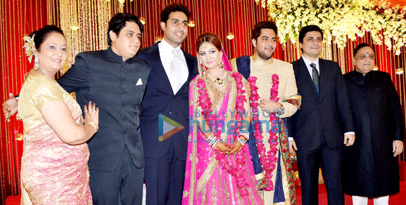Abhishek Bachchan, Amul Mohan, Goldie Behl, Vikas Mohan