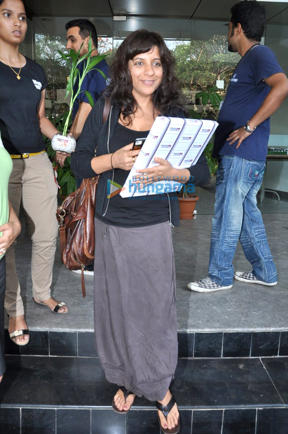 Cinema 100 at Whistling Woods International – Day 2