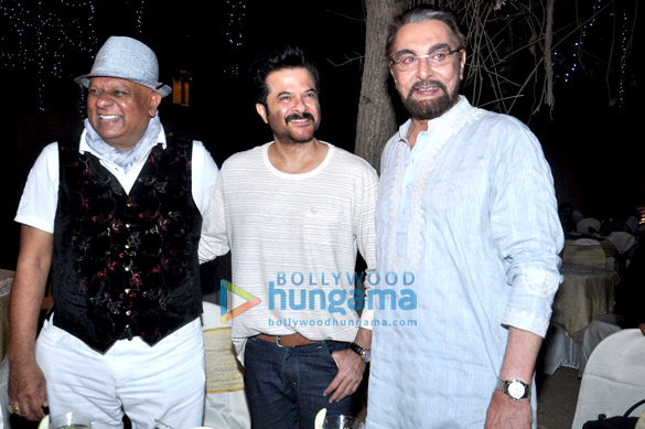 Anil Kapoor at the launch of TV serial 'Buddha'