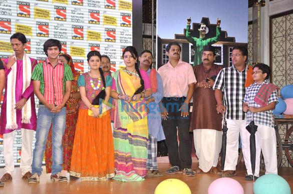 Krishna Bhatt, Sanjay Chauhury, Trishika Tiwari, Mamta Arora, Vineet Kumar, Rohitash Gaud, Sukesh K Anand, Anoop Upadhyay