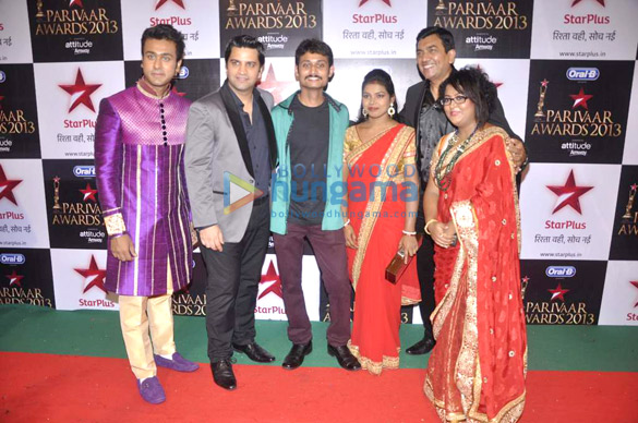 Celebs at the '11th Star Parivaar Awards 2013′