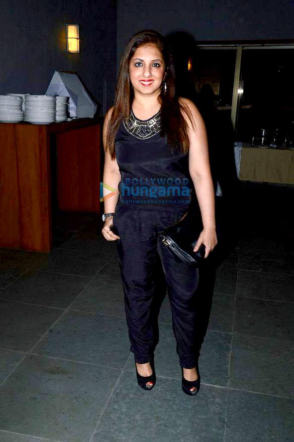 Pratyusha Banerjee's birthday bash