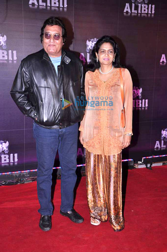 Sridevi's success & birthday party at Club Alibii