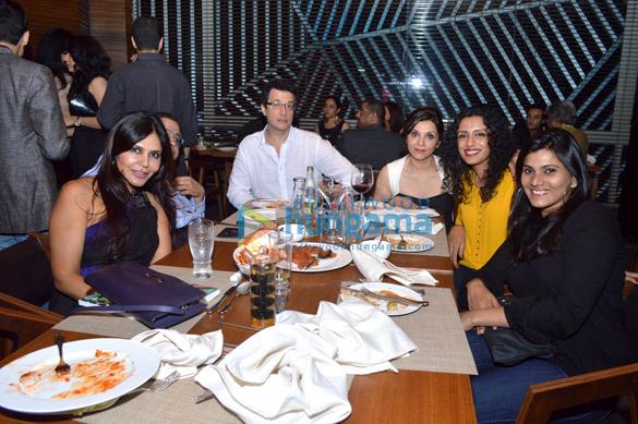 Nisha Jamwal, Farhad Taraporewala, Lilette Dubey, Parveen Dusanj