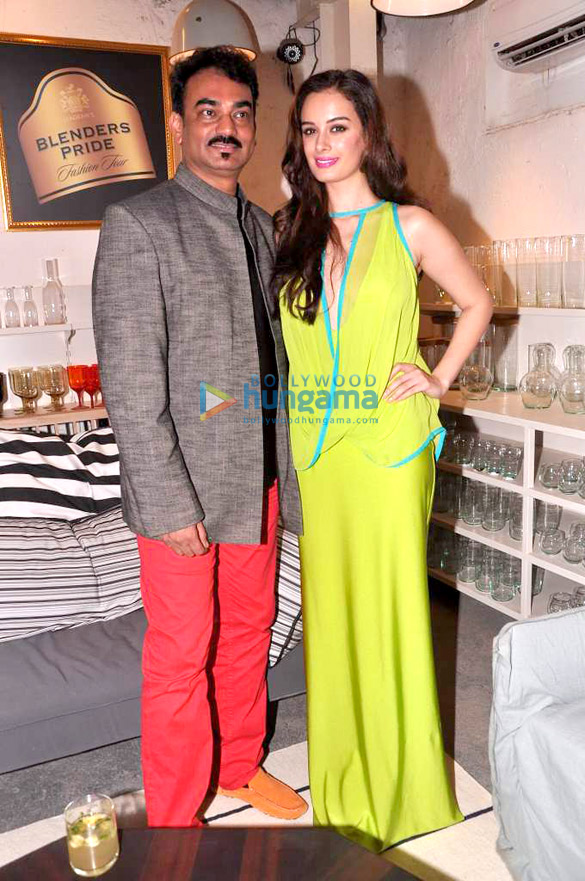 Wendell Rodricks, Evelyn Sharma