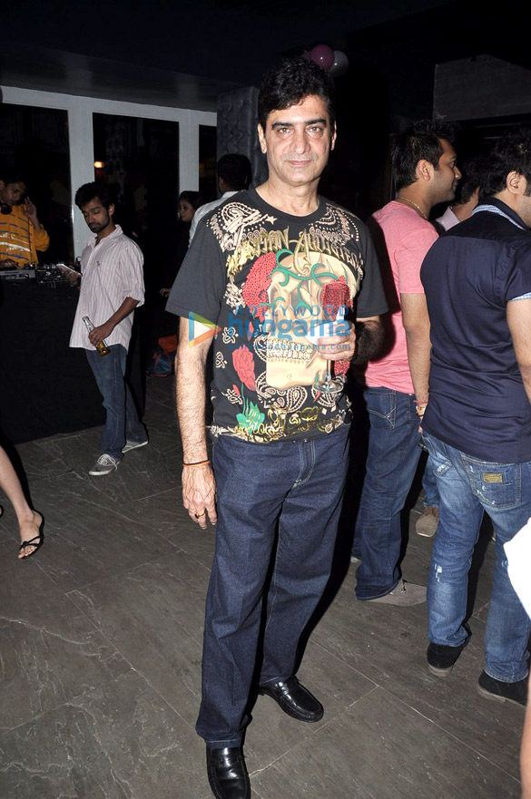 Hard Kaur & Indra Kumar at Lagerbay's re-launch bash