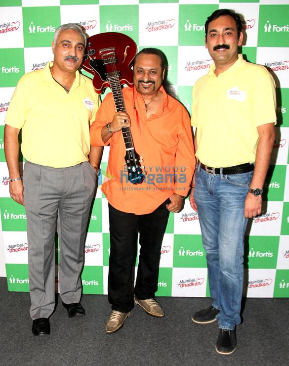 Ashish Bhatia, Leslie Lewis, Varun Khanna