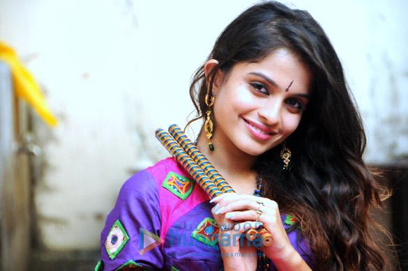Sheena Shahabadi's photo shoot for Navratri