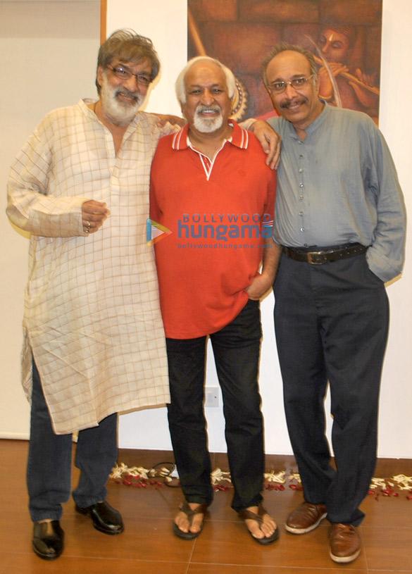 Prithvi Soni, Vinod Sharma, Madhusudan Kumar