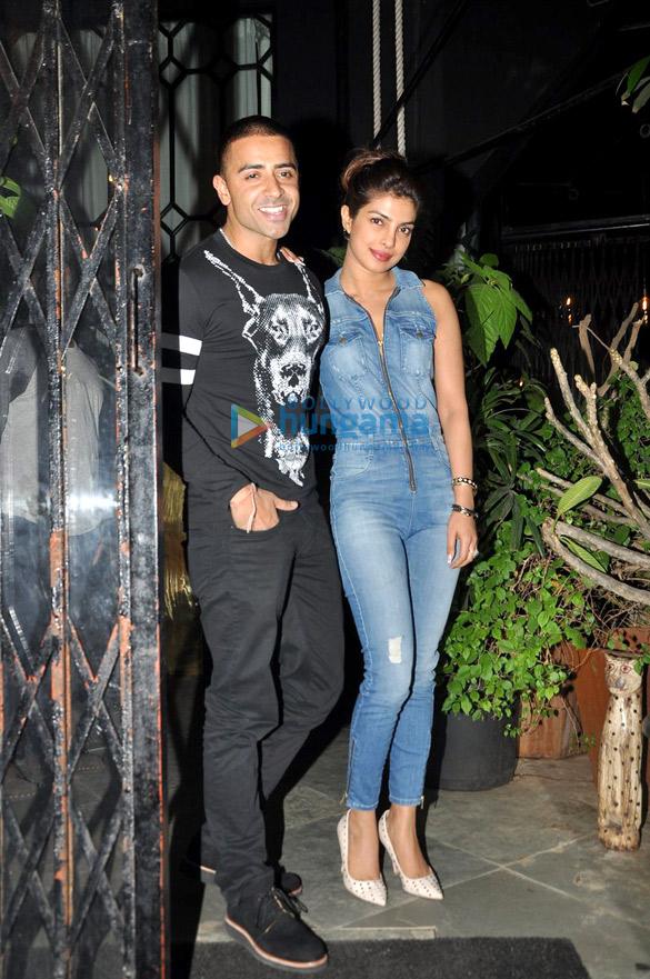 Jay Sean, Priyanka Chopra