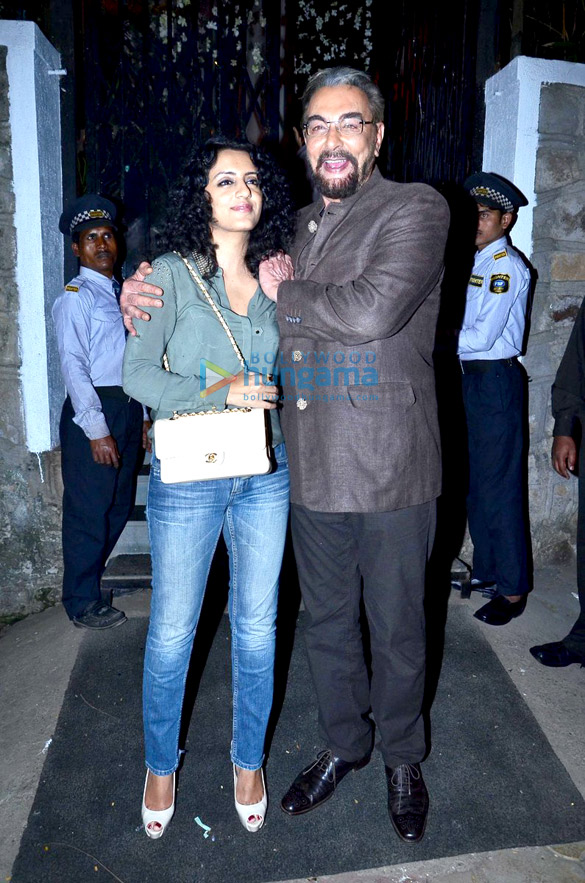 Sridevi and celebs snapped at Cafe Nido