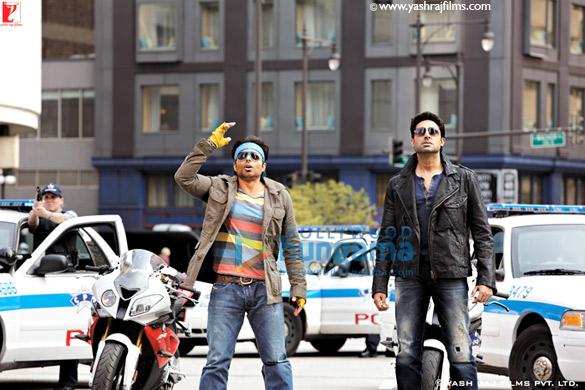 Uday Chopra,Abhishek Bachchan