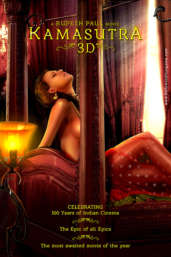 First Look Of The Movie Kamasutra 3D