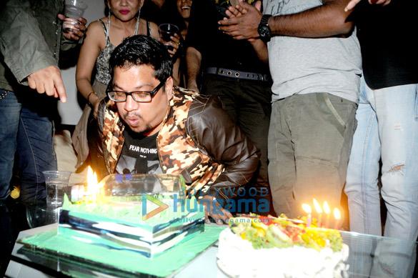 Shakir Shaikh's birthday bash