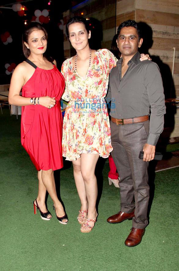 Sheeba, Tulip Joshi, Vinod Nair