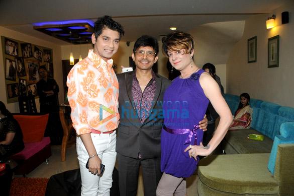 Vivek Mishra, Kamaal Rashid Khan, Bobby Darling